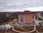 Дом построенный нами в котеджном посёлке Новорижский